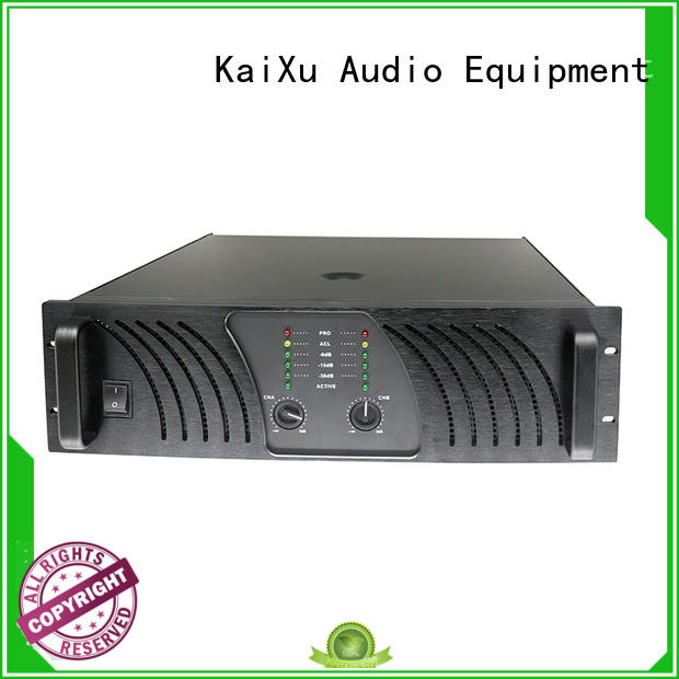 KSA best dj amplifier high quality for stage