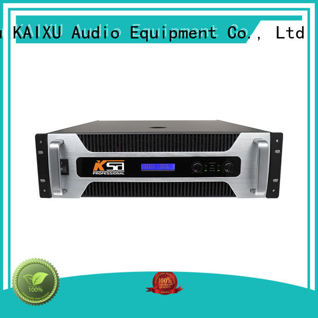 KSA performance china amplifier high quality for multimedia