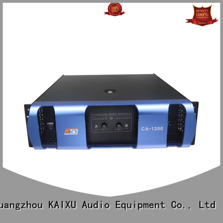 power amplifier amplifier live best KaiXu Brand