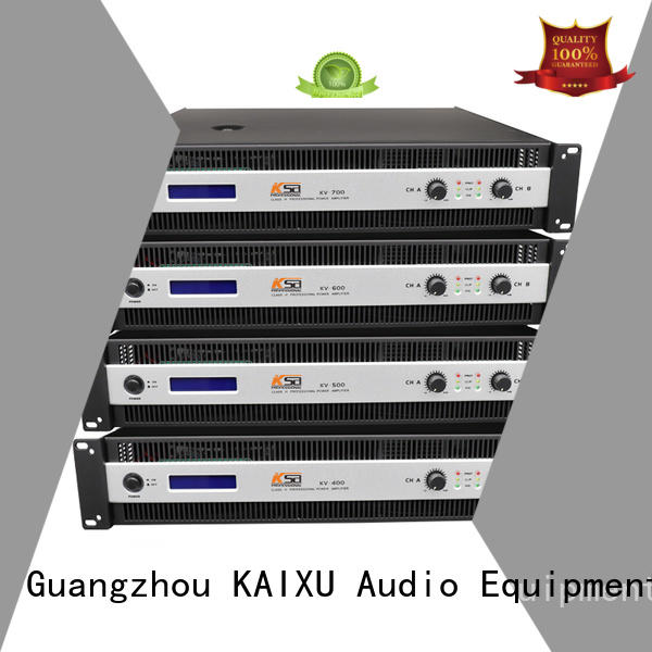 KaiXu low compact stereo amp mid equipment