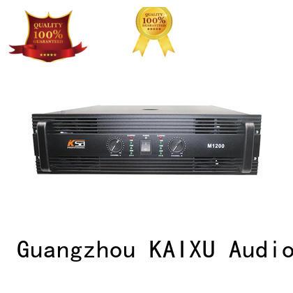 outdoor power amplifier electronics class audio KaiXu