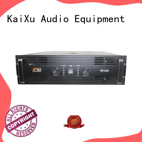 KSA customized hifi amplifier cheapest factory outdoor audio