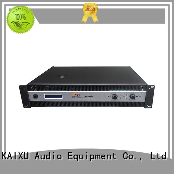 professional systems KaiXu Brand stereo amplifier kit