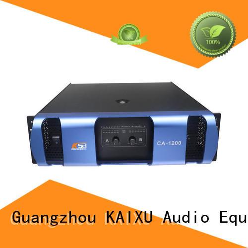 KSA factory price power amplifier pa hot-sale subwoofer