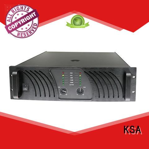 KSA circuit subwoofer power amplifier high quality for speaker