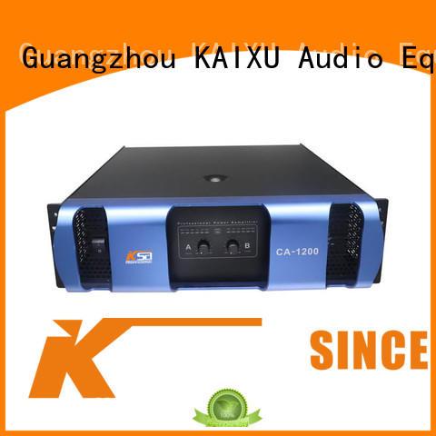 power amplifier at power KaiXu Brand