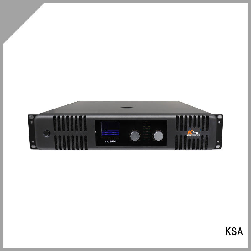 KSA top home audio amp directly sale for bar