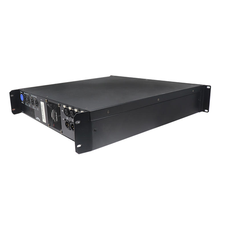 1600W 4channel power SMPS amplifier with screen-3
