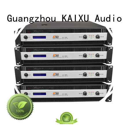 cheaper best power amps for live sound dj sound KaiXu