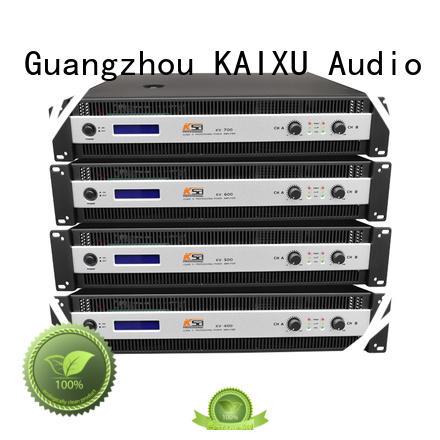 price compact stereo amp dj sound KaiXu