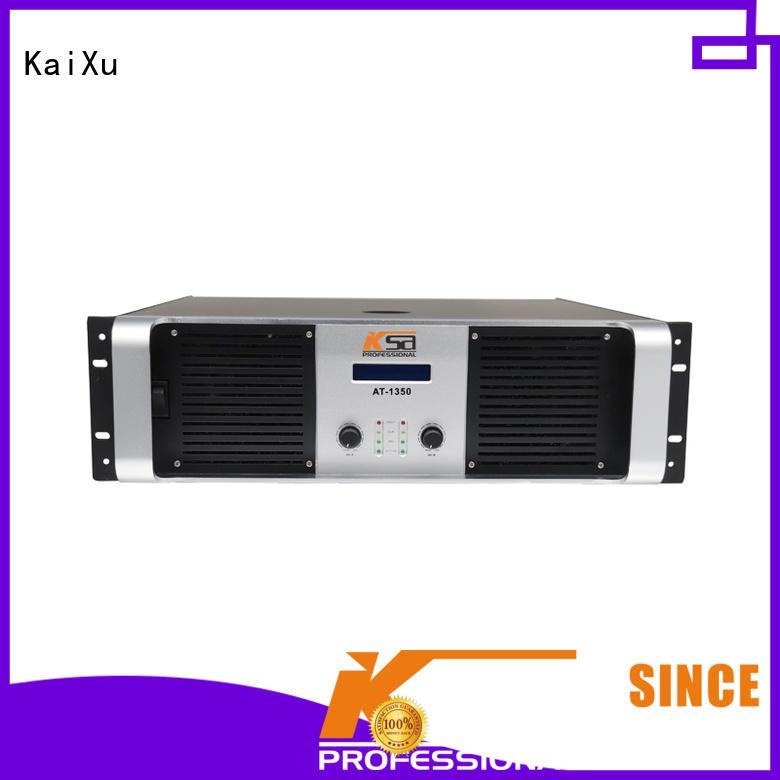 KaiXu strong stereo amplifier price multimedia