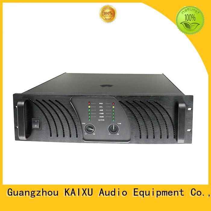 KSA cost-effective speaker amplifier inquire now for multimedia