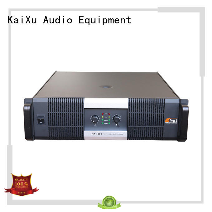 KSA music amplifier company for ktv