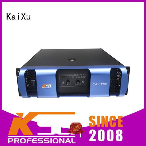 cheap power amplifier live sound bulk production