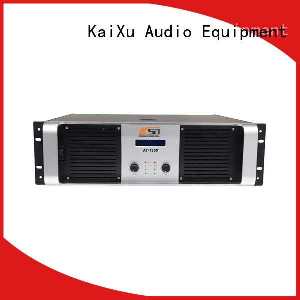KSA high power amplifier company bulk production