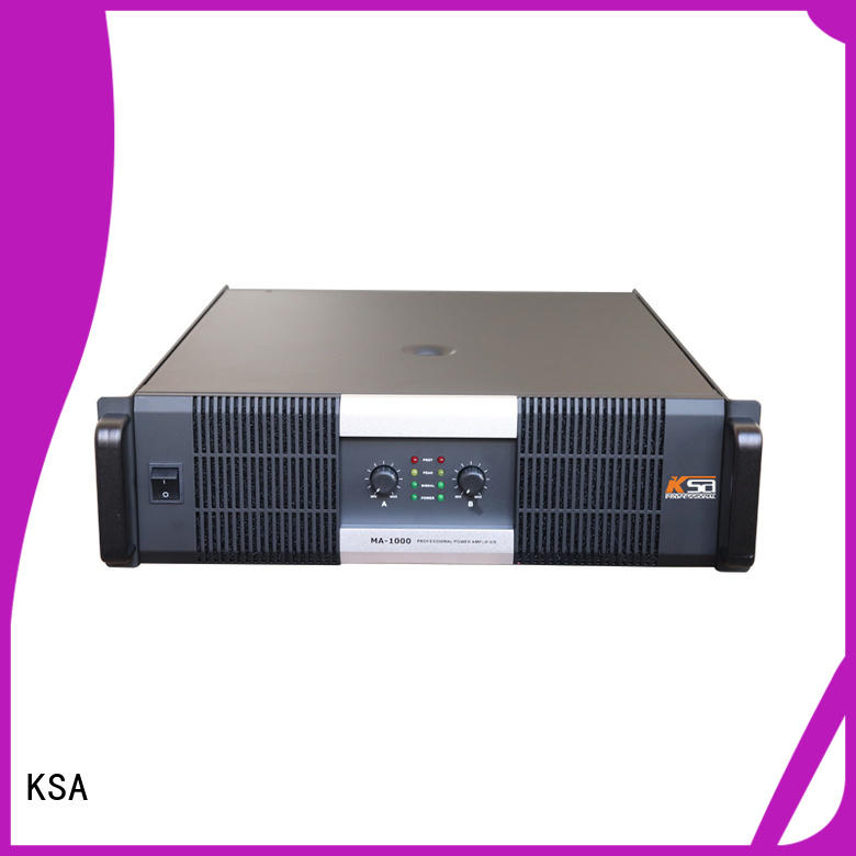 KSA home audio amplifier factory outdoor audio