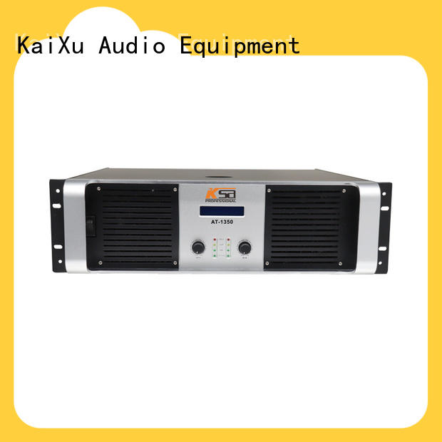 KSA subwoofer power amplifier with good price for speaker