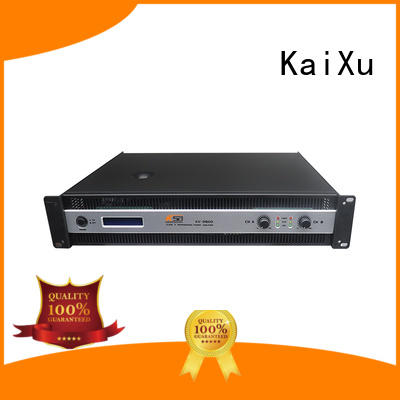 KaiXu cheaper 2 channel stereo amp mid stereo