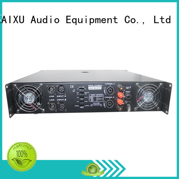 new audio power amplifiers factory direct supply for sale