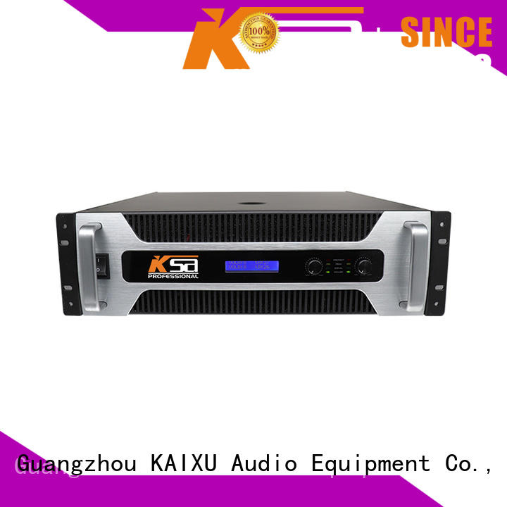 home amplifier power for classroom KaiXu