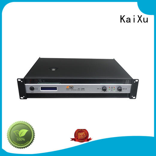 KaiXu professional new power amplifier mid kv