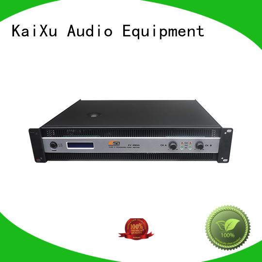 KSA stereo best power amplifier for dj equipment series