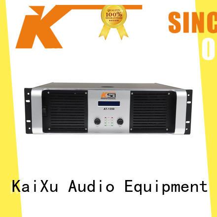 KSA transistor amplifier high quality for speaker