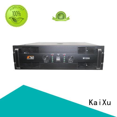 home audio amplifier for club KaiXu