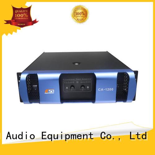 KSA top selling class audio amplifiers by bulk for speaker