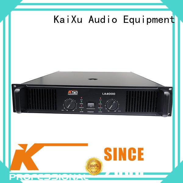 KSA best value dj power amplifier manufacturer bulk production