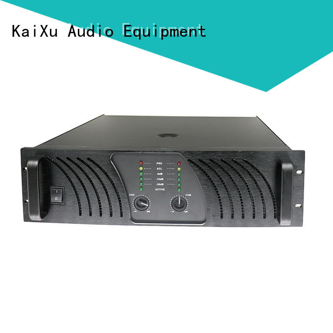 KSA cheap best dj amplifier supply for speaker