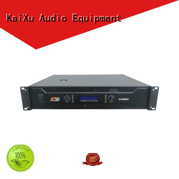 KSA precision power amplifier with good price bulk production