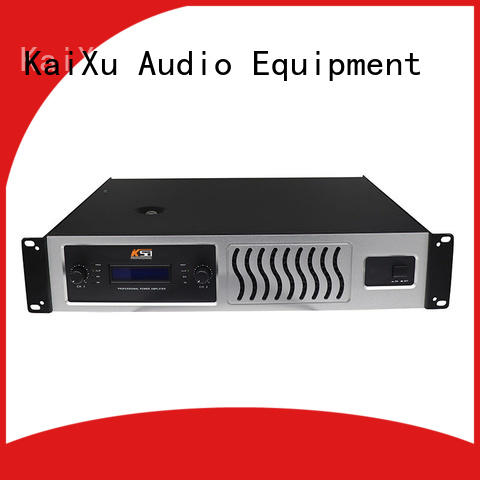 reliable amplifier power factory direct supply for night club