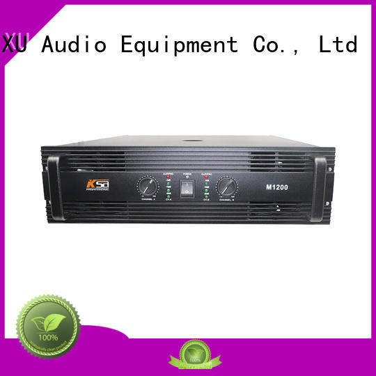 KaiXu cheap channel power amplifier amplifier for bar