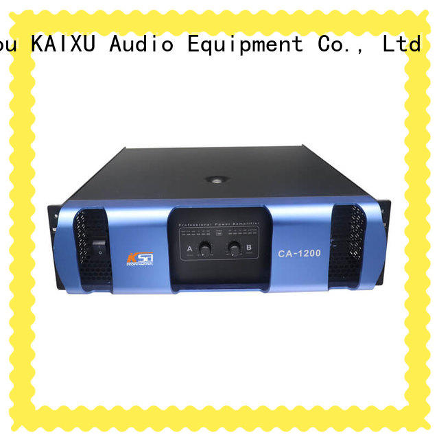 popular class audio amplifiers supplier for ktv