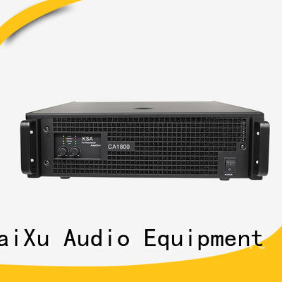 KSA class audio amplifier inquire now for ktv