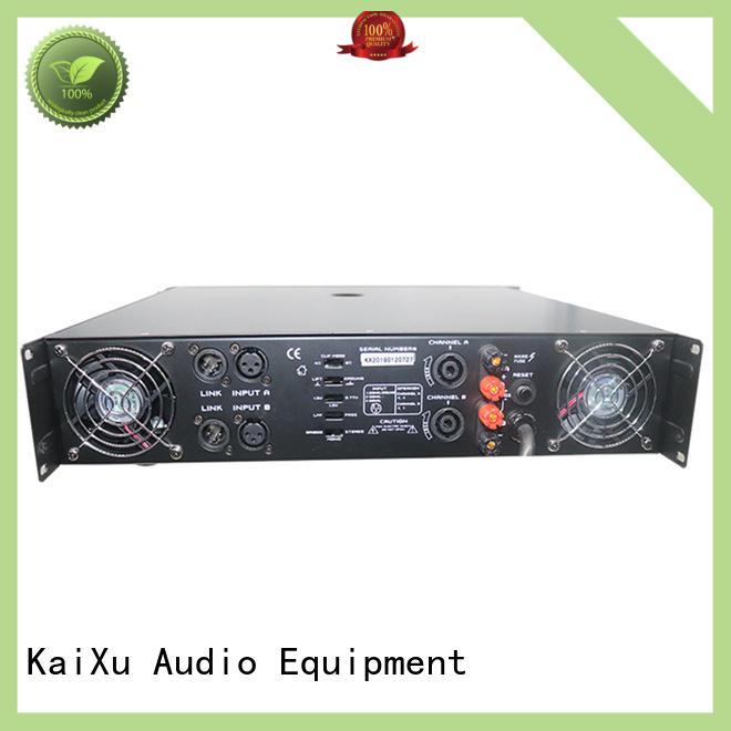 high quality best power amplifier supplier for ktv