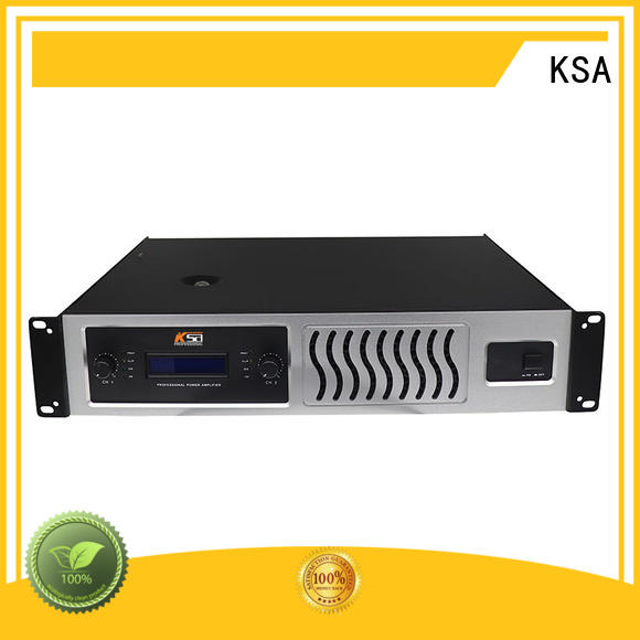 KSA amplifier power competitive price channel