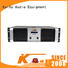 KSA 8ohms china amplifier strong for classroom