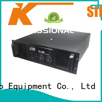 cheap basic audio amplifier cheapest factory price for night club KaiXu