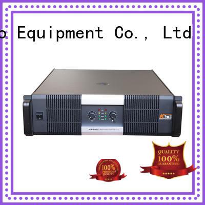 KaiXu customized home audio amplifier outdoor for ktv