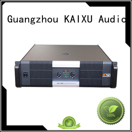 audio stereo amp cheapest factory for ktv KaiXu
