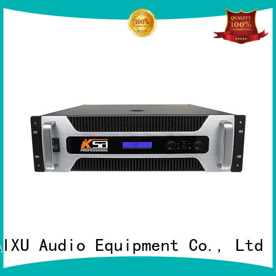 power live power amplifier ksa for lcd KaiXu