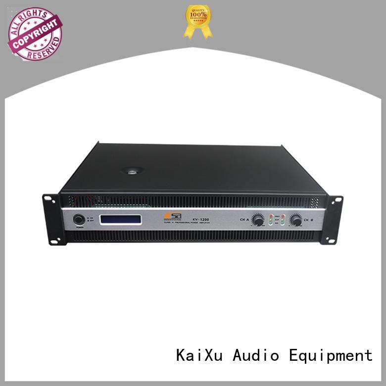 KSA hifi power amps class channel