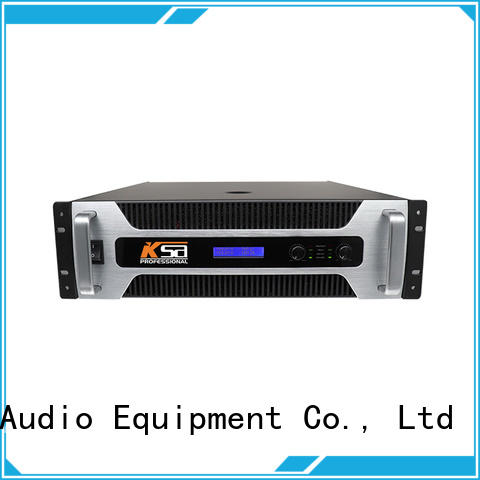 durable high power amplifier company for multimedia