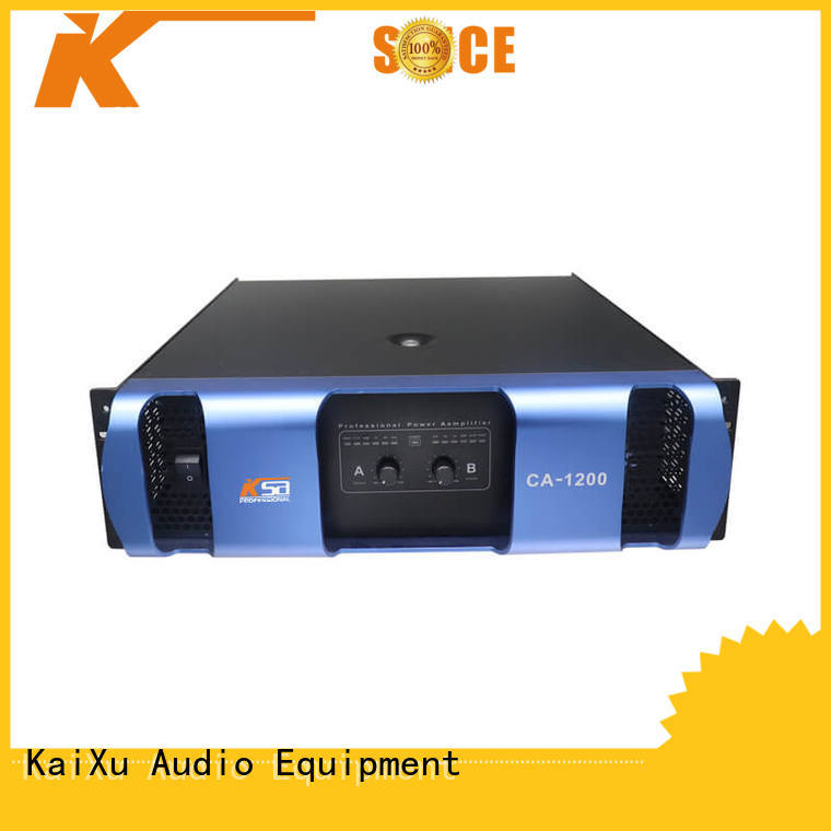 KSA factory price professional power amplifier hot-sale for club