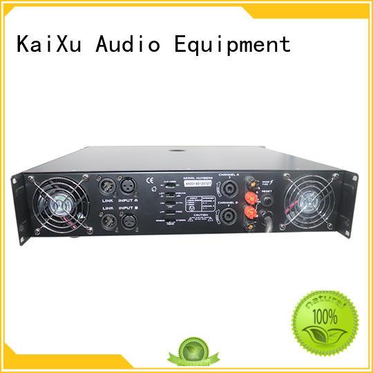 KSA reliable studio master amplifier with good price for ktv