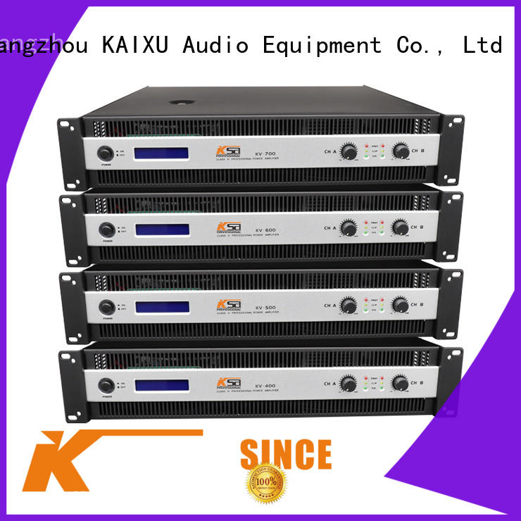 durable stereo amplifier kit factory direct supply for club