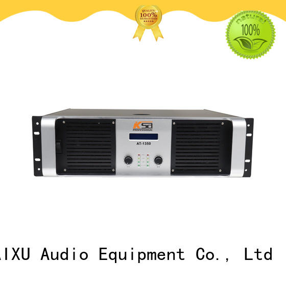 KSA stereo home amplifier professional for classroom