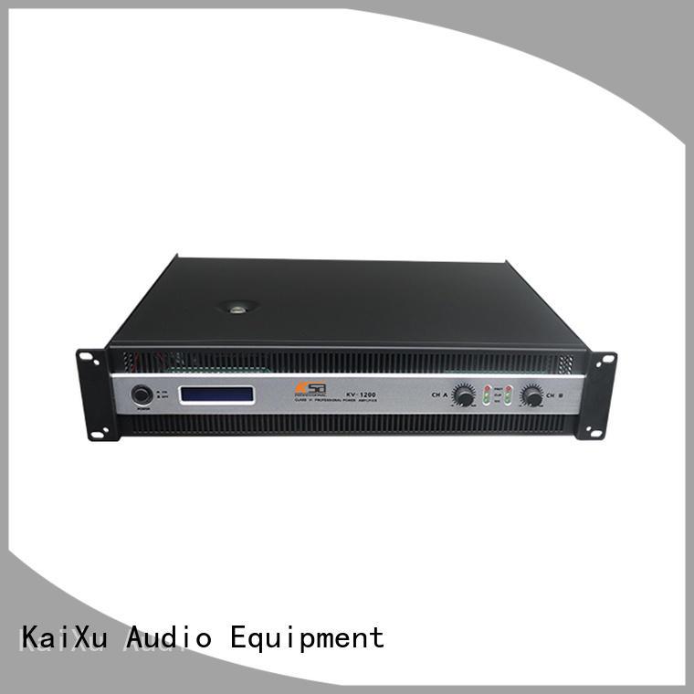 KSA stereo power amp manufacturer for club